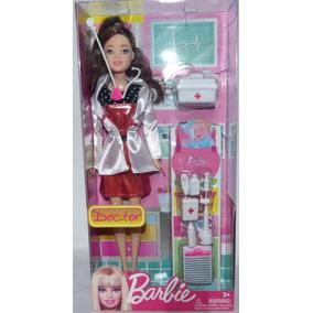 Barbie Doctora Mayores 3 Años Medidas Caja 32x15cm