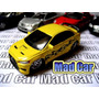 Mc Mad Car Maisto Mitsubishi Lancer Evolution Auto 1/64