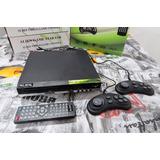 Dvd Y Consola De Video-juegos. Incluye Jueos De Family Game.