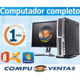 Computador Completo Ideal Para Café Internet-colegio-hogar.