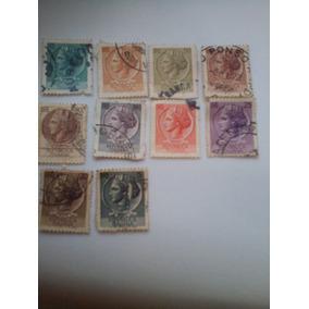 Selos Raros Da Itália, 1970, 10 Selos Por 2100,00