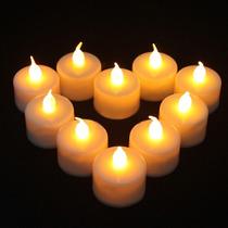 12 Luces Velas Decoración, Fiestas, Bodas , 14 De Febrero