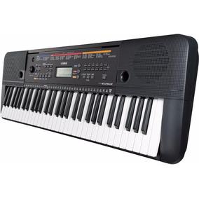 Teclado Musical Yamaha Psr- E263 Arranjador 5/8 Oitavas