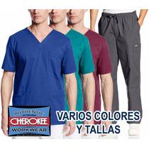 Pijama Quirúrgica De Hombre Cherokee - Tallas Y Colores