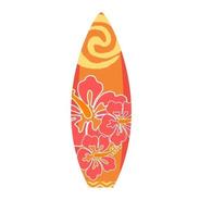 1 Prancha Escolha Seu Tema 1m Surfe Festa Totem Display Mdf