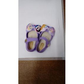 Sandálias Mini Melissa Infantil