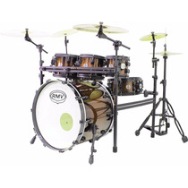 Bateria Completa Rmv Road Up Com Rack Cobre - Pbr22656
