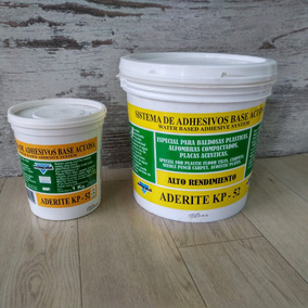 Adhesivo doble contacto base acuosa para piso vin lico - Adhesivo piso vinilico ...