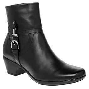 Botas Para Dama Emyco Color Negro