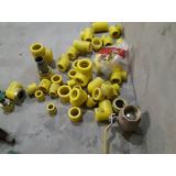Accesorios Piezas Para Gas En Termofusion Sigas