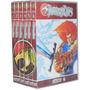 Box Dvd Thundercats Completo Dublado 130 Epsódios