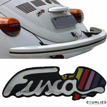 Emblema Adesivo Resinado Fusca Itamar 90-91-92-93-94-95-96