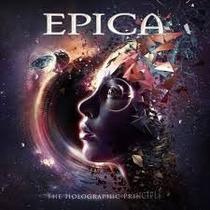 Epica The Holographic Principle(duplo Digipack Ed.especial)