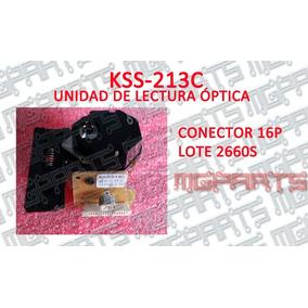 Kss213c Kss-213c Kss213 Kss-213 Unidad Óptica Laser Lente