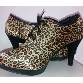 Sapato Salto Oncinha