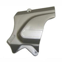 Tampa Do Pinhao Titan 150 Ks Aluminio Cinza