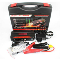 Auxiliar Partida Bateria Carregador Power Bank Compressor