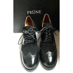 Prune Zapato Abotinado N.39 Nvo/sarkany/mishka/paruolo/viamo