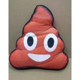 Cojines Emoticon Pupu O Popo 35x34 Cm
