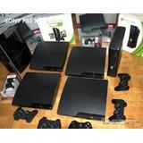 Playstation 3 Super Slim 500gb Y Xbox 360 Slim 500gb