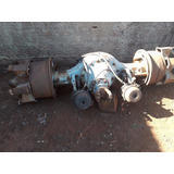 Diferencial Scania 112 Hw - Motor 366 Mb - Cambio G60