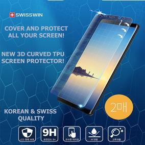 Protector De Pantalla Curved Tpu Samsung Galaxy S8   S8 Plus