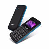 Celular Blu Camara Radio Teclado Grande Nuevo Mp3 Libre.