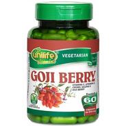 Gojiberry C/ Vitaminas 60 Cáps Unilife