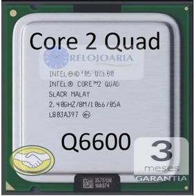 Intel Core 2 Quad Q6600 + Pasta ((pronta Entrega))