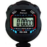Procoach Rs-013 Agua Cronómetro Sumergible Deportes Con El T