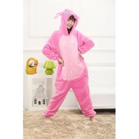 Pijama Mameluco Disfraz Stitch Angie