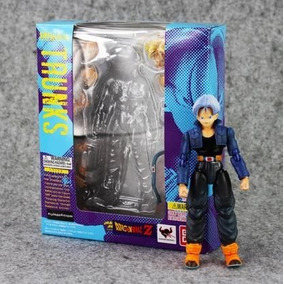 Action Figure Trunks - Dragon Ball Z - Articulado