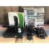 Xbox 360 Destravado Com Jogos Online