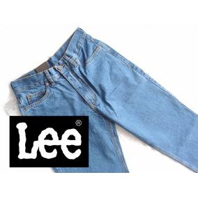 Calça Jeans Masculina Lee Tradicional Chicago Stone Clara