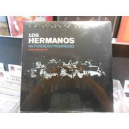 Lp Los Hermanos - Na Fundição Progresso - Raro E Lacrado