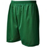 Calção Short Futebol Futsal Treino-liso-adulto-oficial-verde c367450a83411