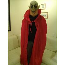 Capas Para Disfraces Halloween Carnaval Fiestas Modelo 1