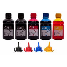 1250ml Refil Tinta Para Impressora L365 L375 L355 L555