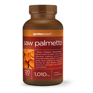 Saw Palmetto Importado, 1010mg Por Dose - 120 Caps
