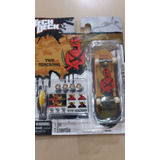 Tech Deck Skate De Dedo Toy Machine + 4 Rodas Raro!!