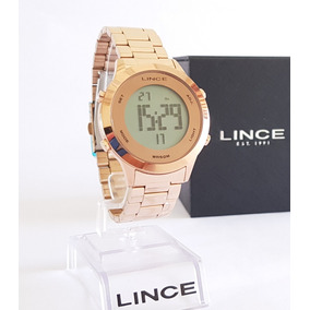 7f52d6874af Relogio Lince Rose Frete Gratis - Joias e Relógios no Mercado Livre ...
