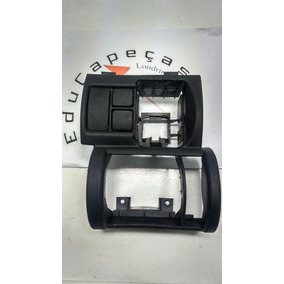 Moldura Difusor De Ar Interruptor Botão Chave Farol Corsa 94