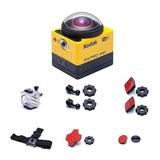Camara Kodak Sp360 Aqua Sport Pack Envio Gratis!!