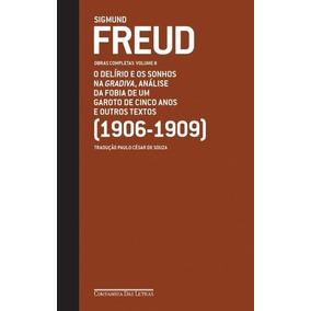 Sigmund Freud - Obras Completas - Vol. 8 - O Delí