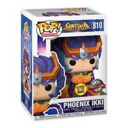 Phoenix Ikki Fénix Glow Saint Seiya Funko Pop