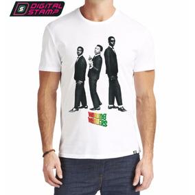 Remeras Estampadas Wailing Wailers Reggae Bob Marley 15 Dtg