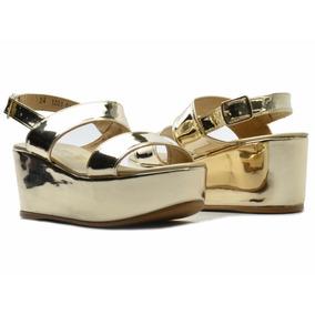 Sandalia Plataforma Para Dama | Erez