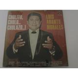 Retrodisco/f/ Luis Abanto Morales - Cholo,cholito,cholazo