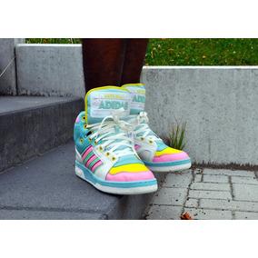 Zapatillas adidas Jeremy Scott Originales 10.5us Miami Beach