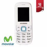 Telefono Celular Hyundai D205 Dual Sim Mp3 Camara Flash Blu